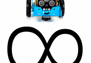 MBot – Movement – Draw an infinite sign (8)